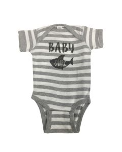 Infant Baby Shark Onesie