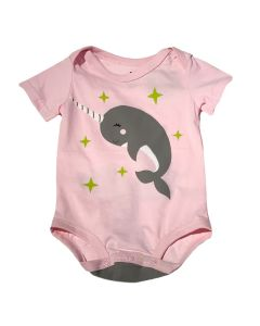 Infant Narwhal Onesie