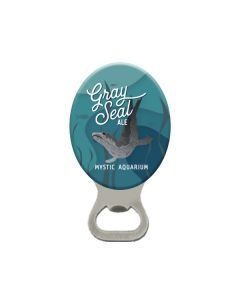 Gray Seal Ale Magnet/Bottle Opener
