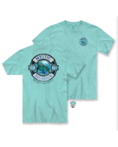 Adult Sea Turtle ''Preserve & Protect'' Tee