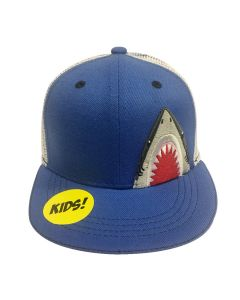 Youth Flat Brim  Shark Cap