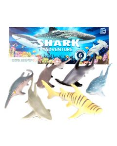 Shark Ocean Adventure PVC Polybag