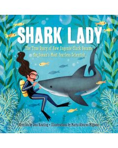 Shark Lady Eugenie Clark Book