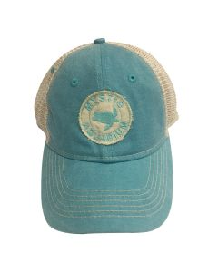 Adult Soft Mesh Sea Turtle Cap