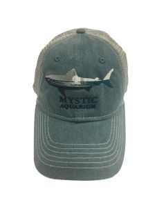 Adult Soft Mesh Shark Cap