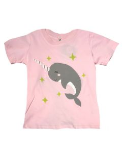 Toddler Narwhal Tee