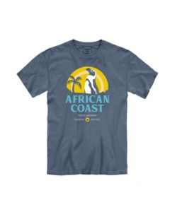 "Adult Penguin ""African Coast"" Tee"